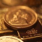 Zahlungsmittel Gold